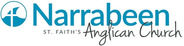Logo St Faith's Anglican Church
