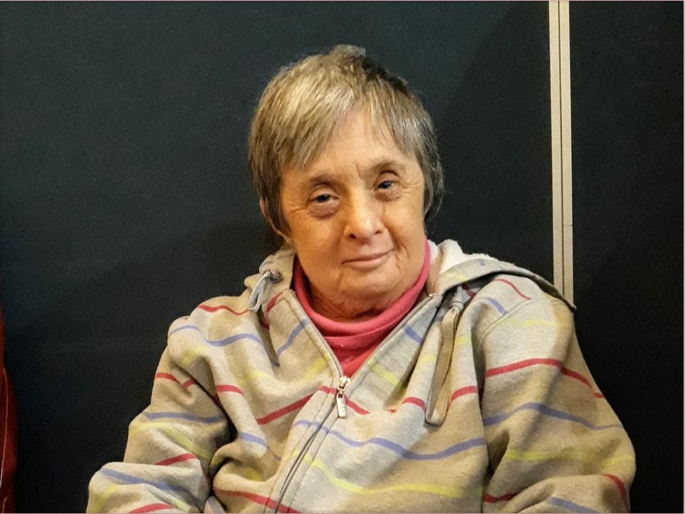 Susan, member of Jesus Club Castle Hill